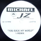 MICHAEL JACKSON  with JAY-Z : YOU ROCK MY WORLD  (REMIX)