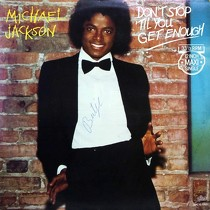 MICHAEL JACKSON : DON'T STOP 'TIL YOU GET ENOUGH