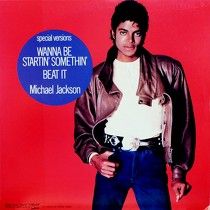 MICHAEL JACKSON : WANNA BE STARTIN' SOMETHIN'