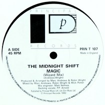 MIDNIGHT SHIFT : MAGIC