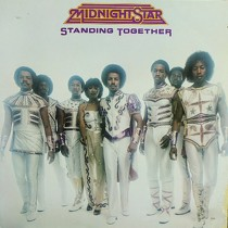 MIDNIGHT STAR : STANDING TOGETHER