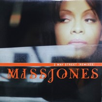 MISS JONES : 2 WAY STREET  (REMIXES)