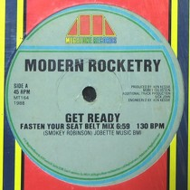 MODERN ROCKETRY : GET READY