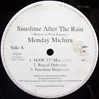 MONDAY MICHIRU : SUNSHINE AFTER THE RAIN