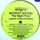 MONDAY MICHIRU : THE RIGHT TIME  (JEPHTE GUILLAUME REMIXES)