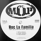 M.O.P. : ROC LA FAMILIA  / ANTE UP (MAX BEDROOM REMIX)