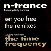 N-TRANCE  ft. KELLY LLORENNA : SET YOU FREE  (THE REMIXES)