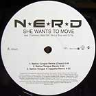 N.E.R.D  ft. COMMON, MOS DEF, DE LA SOUL AND Q-TIP : SHE WANTS TO MOVE