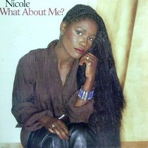 NICOLE McCLOUD : WHAT ABOUT ME?