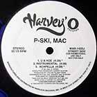 P-SKI, MAC : ORDINARY GIRL