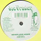PAM HALL : NEVER LOVE AGAIN