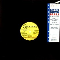 PAUL JOHNSON : GET GET DOWN  (REMIXES) PART 2