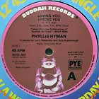 PHYLLIS HYMAN : LOVING YOU, LOSING YOU