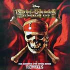 WALT DISNEY PICTURES  presents PIRATES OF THE CARIBBEAN : AT WORLD'S END  (REMIXES)