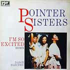 POINTER SISTERS : I'M SO EXCITED  (REMIX)