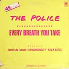 POLICE : EVERY BREATH YOU TAKE