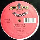 POSITIVE K  ft. M.O.P. : HOW YAH LIVIN'