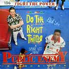 PUBLIC ENEMY : FIGHT THE POWER