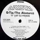 Q-TIP  / THE ABSTRACT : A LIST DJ PROMO