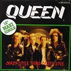 QUEEN : CRAZY LITTLE THING CALLED LOVE