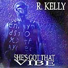R. KELLY : SHE'S GOT THAT VIBE