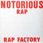 D.J. TALE  / RAP FACTORY : NOTORIOUS RAP