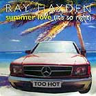 RAY HAYDEN : SUMMER LOVE