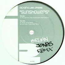 RICHARD LES CREES : SUNSHOWERS  (BRYAN JONES REMIX)