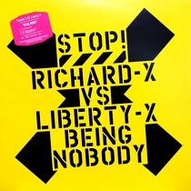 RICHARD X  VS LIBERTY X : BEING NOBODY