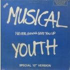 MUSICAL YOUTH : NEVER GONNA GIVE YOU UP