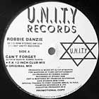 ROBBIE DANZIE : CAN'T FORGET