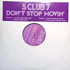 S CLUB 7 : DON'T STOP MOVIN'