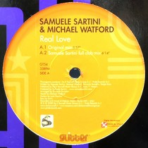 SAMUELE SARTINI  & MICHAEL WATFORD : REAL LOVE