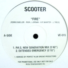 SCOOTER  / ANITA WARD : FIRE  / RING MY BELL