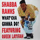 SHABBA RANKS  ft. QUEEN LATIFAH : WHAT'CHA GONNA DO ?