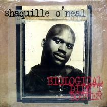 SHAQUILLE O'NEAL : BIOLOGICAL DIDN'T BOTHER