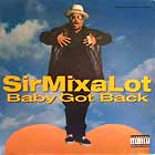 SIR MIX-A-LOT : BABY GOT BACK  / CAKE BOY