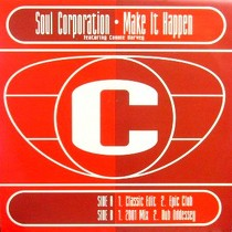 SOUL CORPORATION  ft. CONNIE HARVEY : MAKE IT HAPPEN