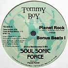 AFRIKA BAMBAATAA  & SOUL SONIC FORCE : PLANET ROCK