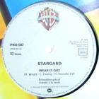 STARGARD  / FUNKADELIC : WEAR IT OUT  / (NOT JUST) KNEE DEEP