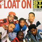 STETSASONIC  ft. FORCE M.D.'S : FLOAT ON  / SHOWTIME