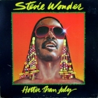 STEVIE WONDER : HOTTER THAN JULY