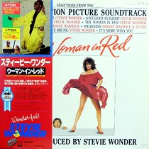 STEVIE WONDER  (O.S.T.) : THE WOMAN IN RED