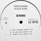 STING : ENGLISHMAN IN NEW YORK  (DJ USE ONLY MIX)
