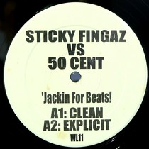 STICKY FINGAZ  VS 50 CENT : JACKIN FOR BEATS!