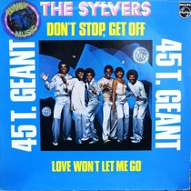 SYLVERS : DON'T STOP, GET OFF