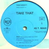 TAKE THAT : PRAY