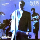TALKING HEADS : ONCE IN A LIFETIME