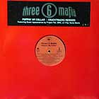 THREE 6 MAFIA  ft. PROJECT PAT AND DMX : POPPIN' MY COLLAR  (CRACKTRACKS REMIXES)