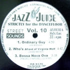 V.A. : JAZZ JUICE  VOL.10
